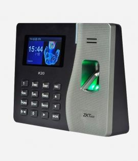 ZKTeco K20 Parmak İzli Bataryalı Terminal