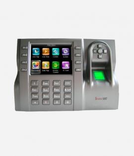 ZKTeco iClock580 ID Renkli Parmak İzli PDKS Terminali