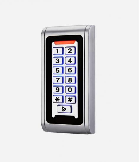 Q P 110 Kartlı Şifreli Terminal