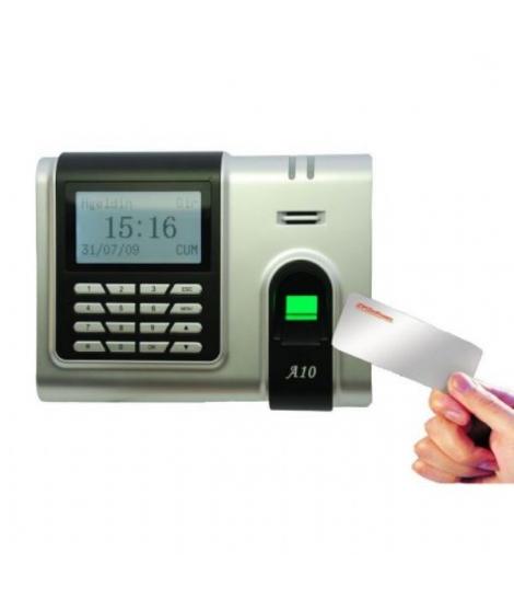A10-ID Parmak İzli+Kartlı+Şifreli PDKS Terminali