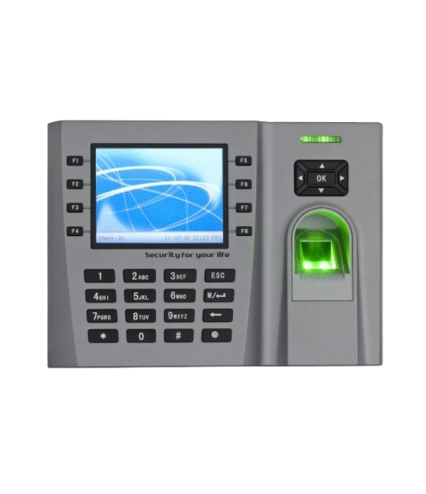 iClock260 Renkli Ekran PDKS Terminali