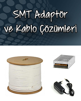 SMT Adaptör ve Kablo Çözümleri