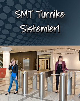 SMT Turnike Sistemleri
